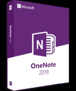 OneNote 2019